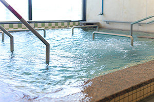 自然温泉(ラドン湯)